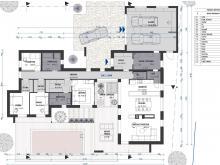 architektonický půdorys